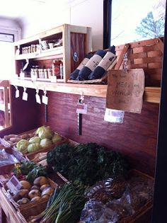 LoMo Market --one awesome mobile market #food #produce #foodtruck #farmers' market