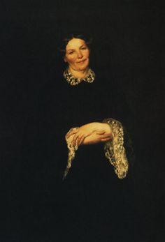 Henryk Rodakowski - Portret matki
