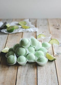 margarita cake balls #recipe