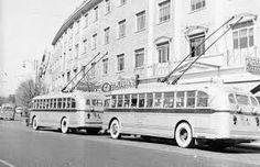 Trolley Bus empresa del Estado 1960 Argentina