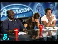 American Idol - Ten Worst Singers Ever - Be Honest with yourself