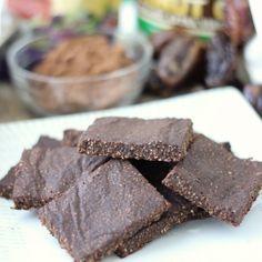 Chocolate Coconut Chia Bars