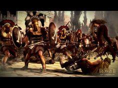 Total War: Rome II Trailer di Lancio - Un incredibile periodo della storia, la creazione della prima superpotenza del mondo, il dominio di un popolo, una cultura e la definizione di uno stile di vita che hanno ripercussioni ancora oggi. Oltre 2.000 anni fa i Romani intrapresero un percorso che culminò con la creazione di un impero... - http://www.thegameover.eu/total-war-rome-ii-trailer-lancio/