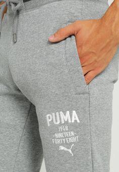 Puma Jogginghose - grau - Zalando.de