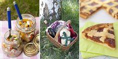 Cosa mettete nel vostro cestino del picnic? http://www.cucinaefotografia.it/cucina-fotografa-crea/25-roselline-di-sfoglia-e-mele