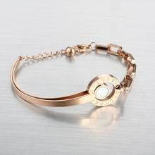 Bvlgari Bracelet in Rose Gold Plated with MOP