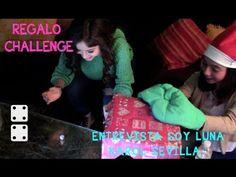 Karol Sevilla/ regalo challenge /ENTREVISTA - YouTube