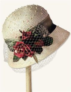 CHERISHED CLOCHE at Victorian Trading Co.  $79.95