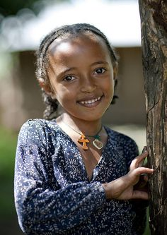 Wollo child - Ethiopia by Eric Lafforgue, via Flickr