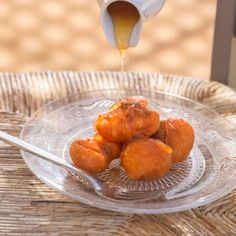 Have you ever tried Greek donuts (aka 'loukoumades')?