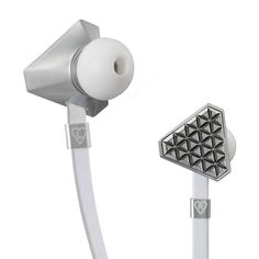 Lady Gaga HeartBeats In-Ear Headphones with ControlTalk (Bright Chrome)