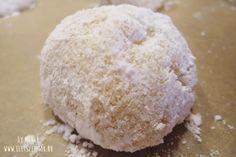 Citromos pöffeteg (crinkles)   Szépítők Magazin Crinkles, Dairy, Ice Cream, Cheese, Desserts, Recipes, Food, No Churn Ice Cream, Tailgate Desserts