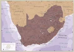 Maps are for explorers, for planners, for dreamers and for inspiration. South Africa Safari, Wynn Las Vegas, Last Holiday, Kwazulu Natal, Holiday Destinations, Historical Sites, Travel Style, Planners, The Dreamers