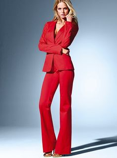 Inverted triangles are great in flare legs.  I love Christie Fit pants. The Christie Flare Pant - Victoria's Secret