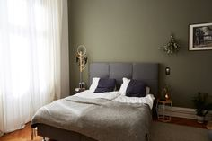 tannengrüne Wand Mode, Meinung, Miezen –Bloggerin Masha Sedgwick | Femtastics