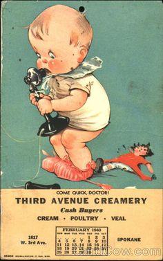 February 1940 Spokane Washington Charles Twelvetrees