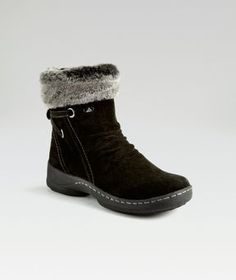 Betta Faux Fur Lined Casual Boot on shopstyle.ca