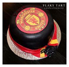 #manu #flakytartsa Man United, Confectionery, Tart, Desserts, Food, Manchester United, Tailgate Desserts, Deserts, Pie