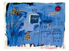 Untitled, 1981 Giclee Print at AllPosters.com Jean-Michel Basquiat - The Radiant Child