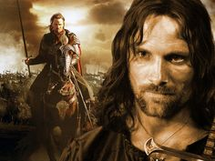Aragorn (from The Lord of the Rings)