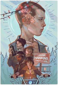 """'Stranger Things Is Cool' Poster by mountainking Very unoriginal title with an equally unoriginal description. But it's """"Stranger Things"""" so yay! Stranger Things Tumblr, Stranger Things Aesthetic, Stranger Things Netflix, Stranger Things Tattoo, Stranger Things Monster, Hipster Vintage, Style Hipster, Geeks, Animation"""