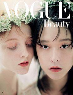 Alexandra Sophie - Vogue Japan feb. 2016