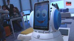 L'école du futur aura des robots dans les classes