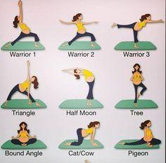 ૐ YOGA ૐ Yoga para el Embarazo. Yoga for pregnancy