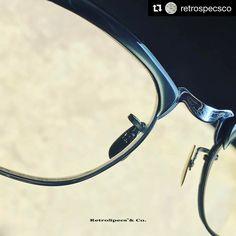 cdcef9d3b6ec The Original Bausch Lomb Combination Frames Circa 1950s-1960s Sizes 46/22 # RetroSpecs