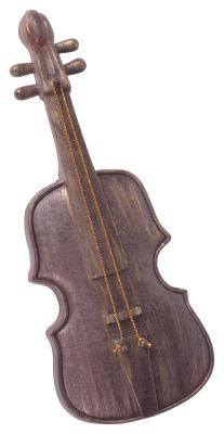 How to make a violin for a school project pinterest craft how to make a violin for children ccuart Image collections