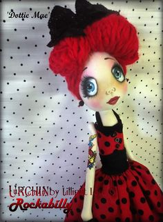 Urchin Rockabilly 'Dottie Mae' by Vicki @ Lilliput Loft