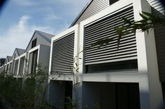 """MDI offers external venetian blinds/ louvers supplies and installation services with help of sister firm everyone known us """"Sure Shade Australia""""."""