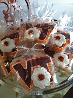 Virginia Tech cookies