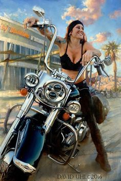 Arizona Bike Week. David Uhl