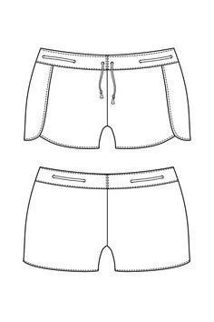 Nantucket shorts- pj bottoms/running? Add elastic
