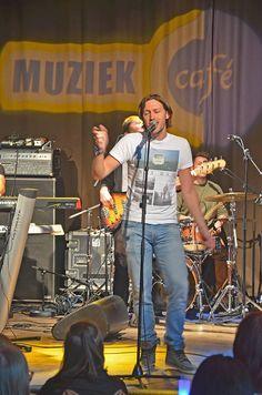 Bowe Tros Muziekcafé op Radio 2