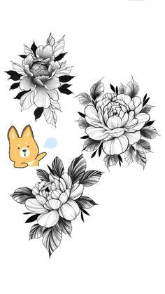 Tattoo Girls, Girl Tattoos, Make Tattoo, Blackwork, Tatting, Piercing, Black And Grey, Tattoo Ideas, Mandala