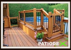 3 Creative And Inexpensive Tricks: Backyard Patio Slab rooftop patio design.Brick Patio Around Tree patio interno vintage. Diy Pergola, Pergola Design, Deck With Pergola, Patio Design, Pergola Kits, Cheap Pergola, Modern Pergola, Backyard Designs, Covered Pergola