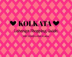 Wedding shopping in Kolkata? Then you've got to see this exhaustive Kolkata Lehenga Shopping guide which includes bridal wear from INR to INR 5 Lakhs. Sabyasachi Lehenga Cost, Lehenga Blouse, Banarasi Lehenga, Saree Dress, Jayanti Reddy, Indian Look, Bride Sister, Lehenga Collection, Indian Designer Wear
