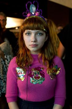 Teen blogger Tavi Gevinson talks about her new site and her longstanding fame