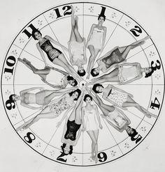 Around the Clock ‹ Strickland Vintage Watches