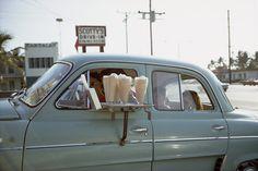 Joel Meyerowitz, Florida, 1967 © Joel Meyerowitz