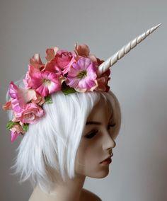 Unicorn headpiece Halloween