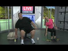 Best exercise option for obese older people