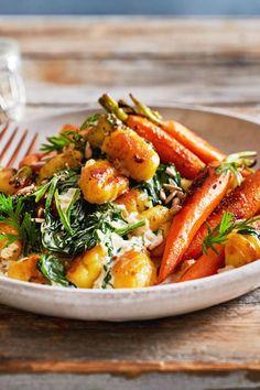 Clean Eating, Healthy Eating, Vegetarian Recipes, Healthy Recipes, Food Inspiration, Food Porn, Food And Drink, Dinner Recipes, Veggies