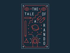 http://dribbble.com/shots/1028410-The-tale-of-a-Rando?list=users