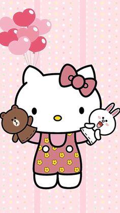 Line Kitty