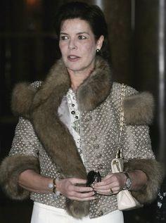 Carolina di Monaco: 60 anni di eleganza reale