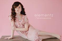 Pink Princess | Portraits by Elementz | www.portraitsbyelementz.com