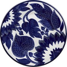 Palmira Plate in Dinner Plates | Crate and Barrel